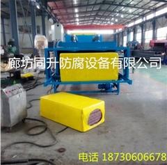 广州厂家现货岩棉玻璃棉板袖口式包装机