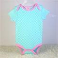 newborn baby bodysuits 3 pk set OEM factory China 4