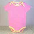 newborn baby bodysuits 3 pk set OEM factory China 5