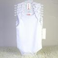 newborn baby 5 pack sleeveless bodysuits