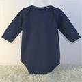 newborn baby 5 pack long sleeve bodysuits China baby garments OEM factory  3