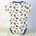 baby set infant bodysuit and bib 2 piece set china baby garment factory  5