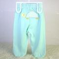 baby bodysuit bib and pants 3 piece set China OEM baby garment factory 5