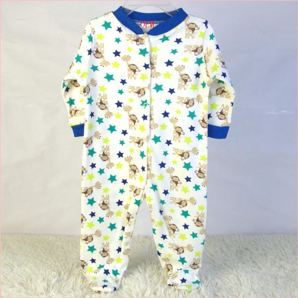 infant garment set bodysuit bib doll pants and sleeper 5 piece set China OEM  5