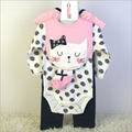 newborn baby clothing set China OEM baby