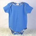 China baby garment OEM factory makes baby sets according to customers' samples 4