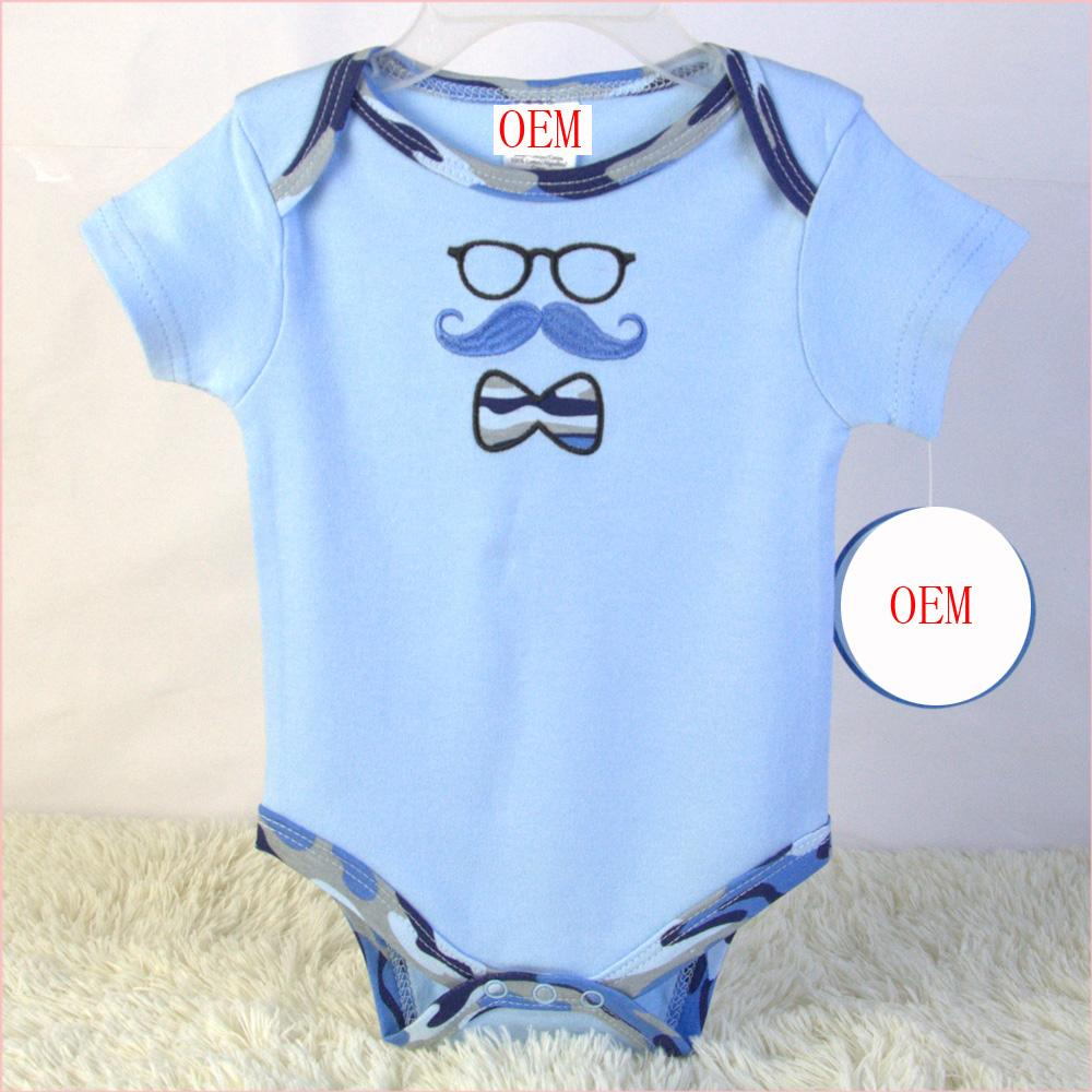 China baby garment OEM factory makes baby sets according to customers' samples 2