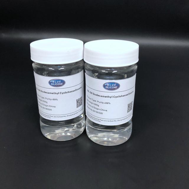 D6(十二甲基環六硅氧烷 ) 4