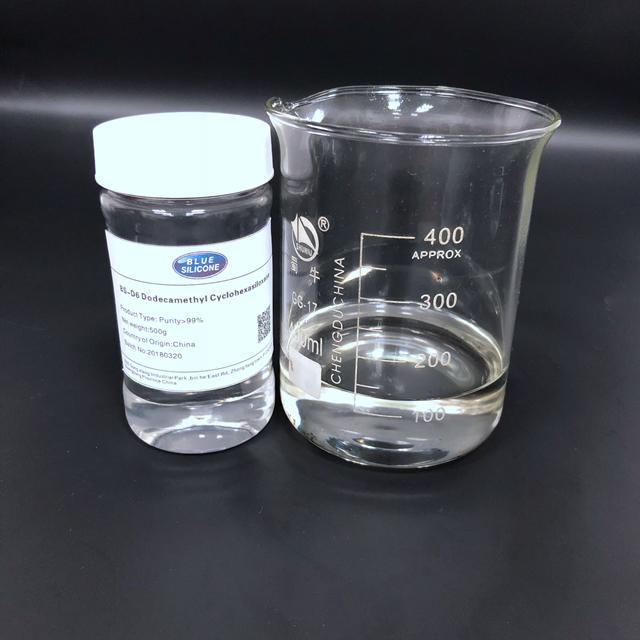 D6(十二甲基環六硅氧烷 ) 7