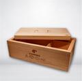 原木雪茄盒 2
