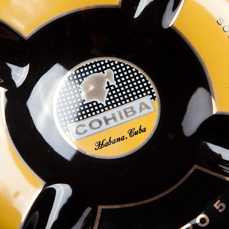 黄黑烟灰缸 3