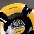 黄黑烟灰缸 2
