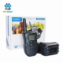 Amazon Top Seller 2017 998DR Rechargable Remote Control Dog Training Collar Pet