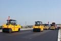 咸陽彩色瀝青人行道咸陽彩色路面施工造價 2