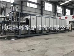 超级活性炭再生炉(HF-RL10.100)连续式回转炉