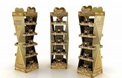 Ferrrero Chocolate Promote Free-standing Cardboard Display Stands
