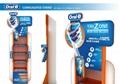 Factory Custom Design Paper Display Shelf Display Rack 2