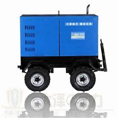 400A柴油发电电焊两用机
