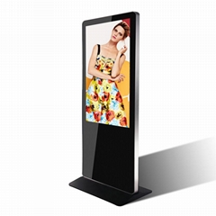 Floor standing LED panel 55 inch replacement screen lcd display digital signage