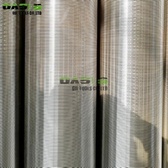 9 5/8'' Well Screens of Sand Control Based Screen Pipe Well Casing