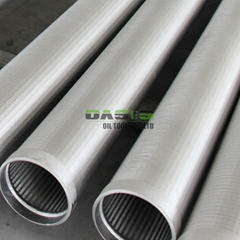 Hot sell Johnson water well screen filter pipe