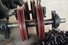 環鏈斗式提升機鏈輪
