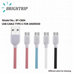USB Type-C Cable Fast Charging Data Cable USB C For Nexus 5X Oneplus 2 Type C