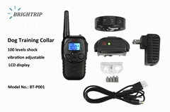 300 Meters Remote Dog Training  Collar