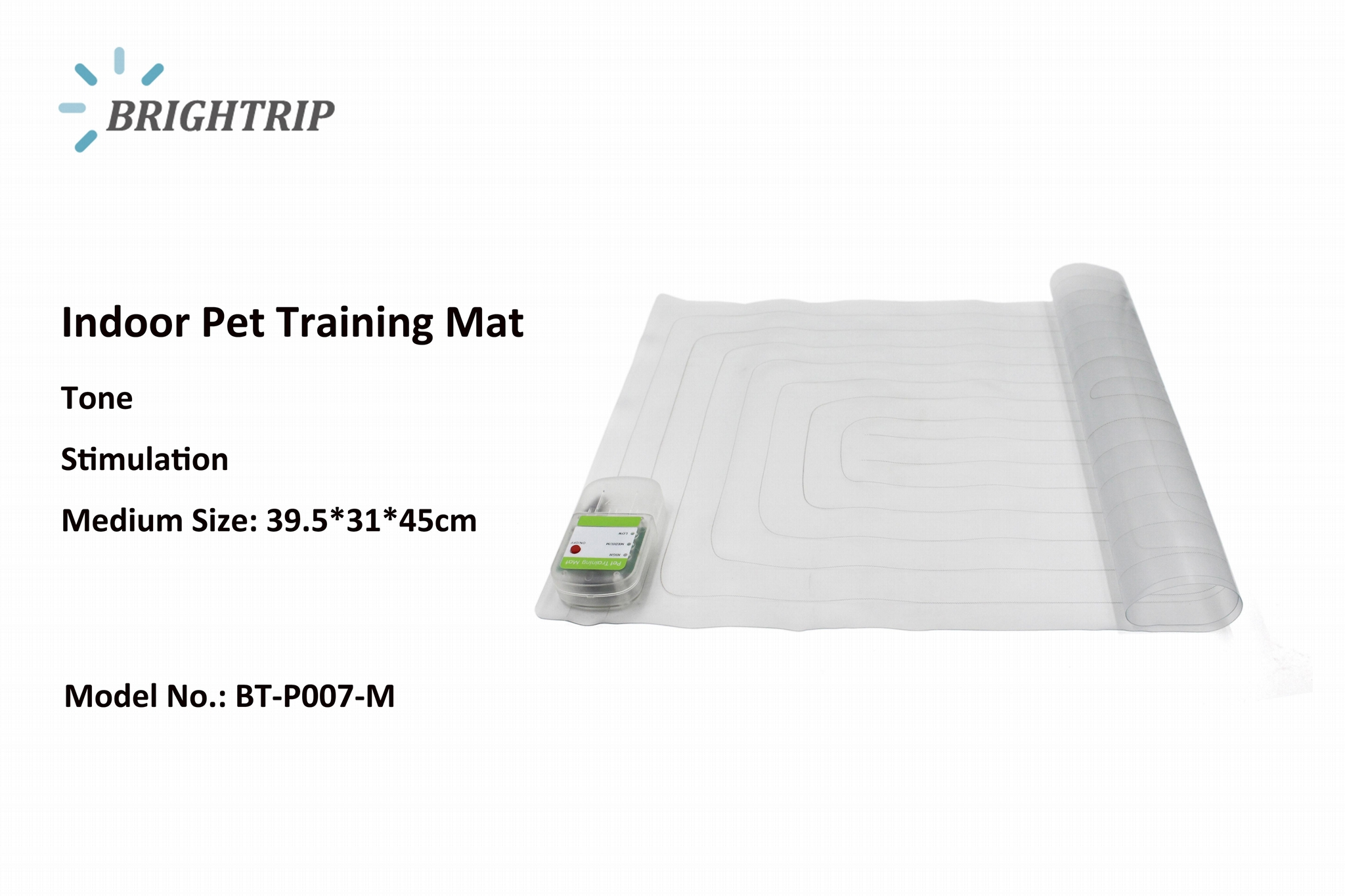 Pet Training Mat Scat Mat Medium Size 2