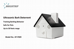 Ultrasonic Outdoor Dog Bark Controller  Bark Deterrent