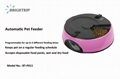 6 Meal Automatic Pet Feeder  with Programmable Timer, Light Blue 2