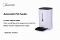 Automatic Smart Pet Feeder Food