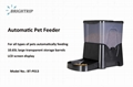 Automatic Pet Feeder Programmable Food