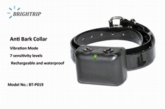 Battery Operated Anti Bark Collar for