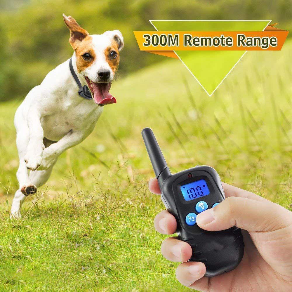 Dog Shock Collar Dog Training Collar waterproof 2