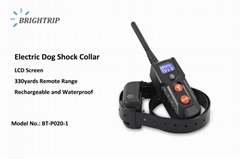 Amazon Best Selling Waterproof Electric Dog Shock Collar with Remote  (Hot Product - 1*)