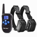 Amazon Best Seller Remote Dog Shock Collar with 2 Collars BT-P021-2 2