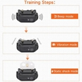 Amazon Best Seller Dog Shock Collar  Dog Training Collar Shock Electric E-Collar 2
