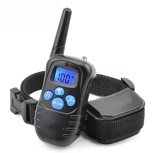 Dog Training Collar  Pet Shock Collar 4