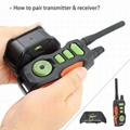 New Remote Dog Training Collar  Waterproof and Rechargeable 5