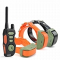 New 800M Remote Dog Shock Collar Waterproof With Three Collars  2