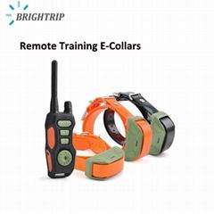 Remote Training E-Collars