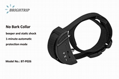 Dog Anti Bark Collar Dog Training Collar BT-P026