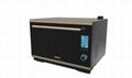 28L knob touch screen desktop  electric steam  oven 3