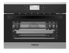 58L double water tanks built-in electric steam  oven