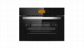 58L double water tanks built-in electric steam  oven 5