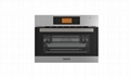 58L single water tank built-in  electric steam  oven 2