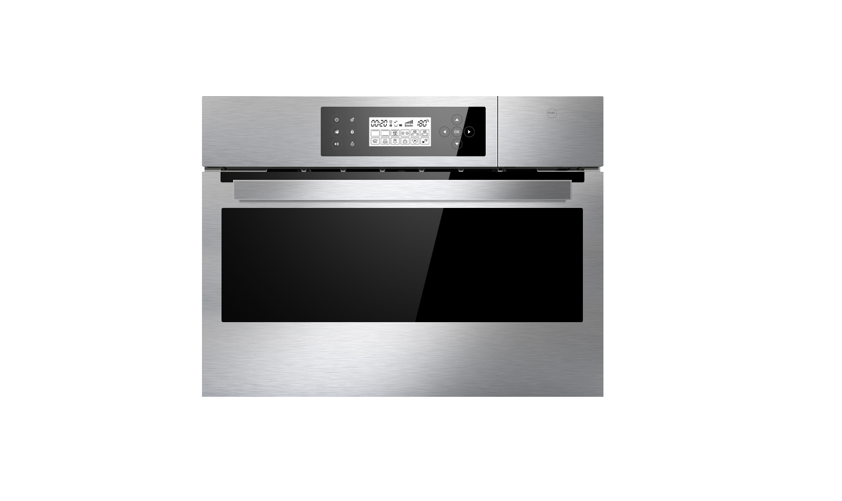 58L single water tank built-in  electric steam  oven 4