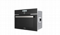32L Knob style built in steam oven 2