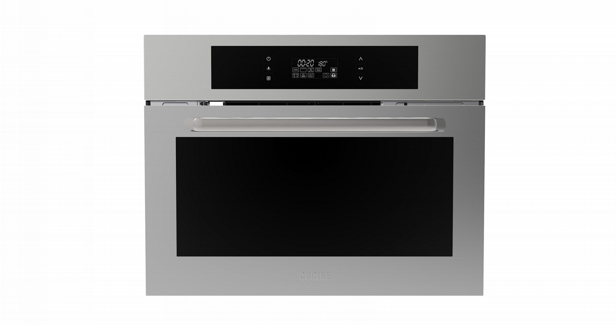 28L touch screen built in steam  oven 4